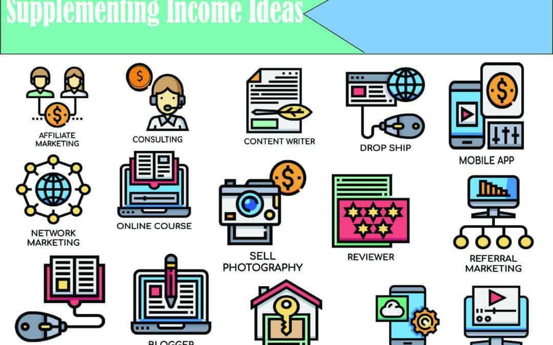 Supplementing Income Ideas